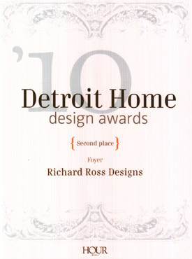 Detroit Home Design Award 2009